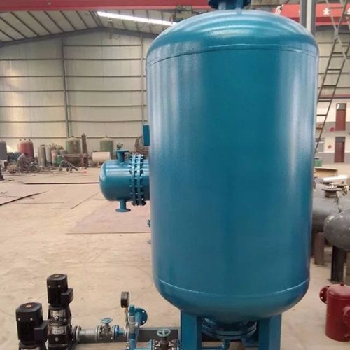 德州中祥專業 循環水定壓補水脫氣機組加工