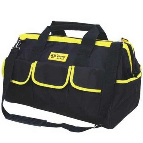 帆布工具袋生产厂 百丽威箱包 机械工具袋批发 手提工具袋价格