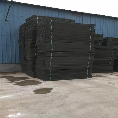 生产销售聚乙烯闭孔泡沫板发泡板堤防河道护坡填缝板橡胶板 止浆条
