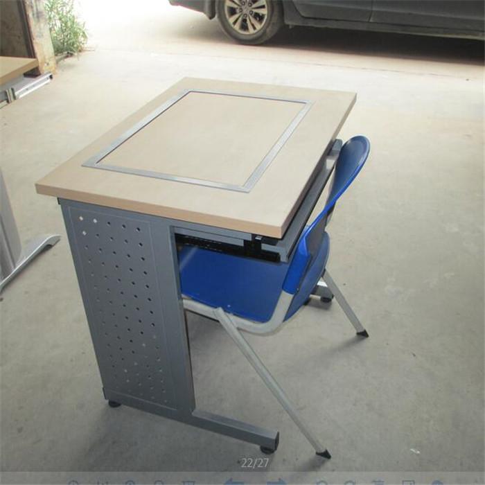 专业双人翻转电脑桌尺寸 志欧