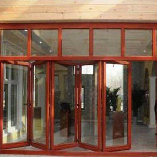 封阳台断桥铝合金窗加工, 隔热断桥铝合金窗,三朵云门窗