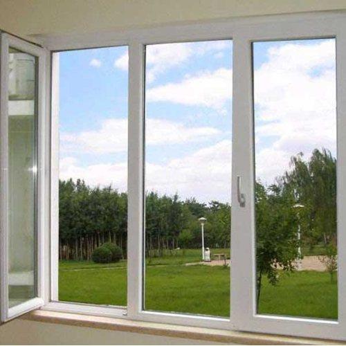 中式断桥铝合金窗 55系列断桥铝合金窗定做 三朵云门窗