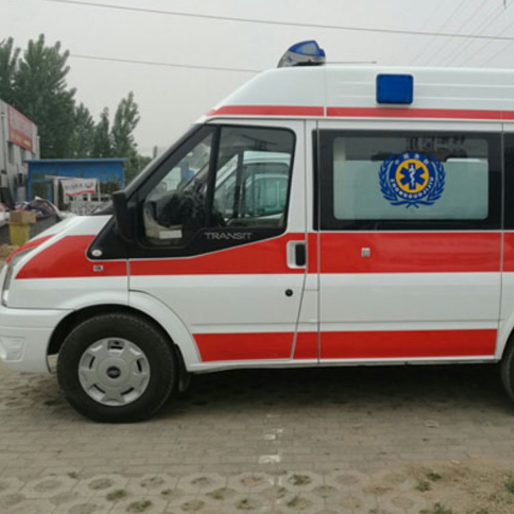 V362福特全顺救护车厂 福特全顺V362救护车销售 豫康辉
