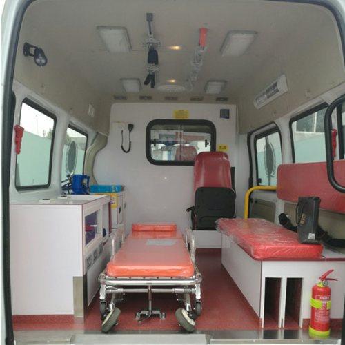 豫康辉 福特新全顺362急救车厂 362福特全顺急救车销售