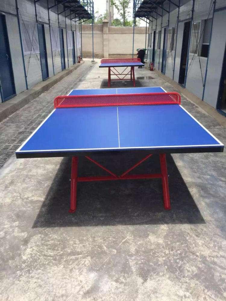 绍兴乒乓球台定制 单折乒乓球台 质量保证