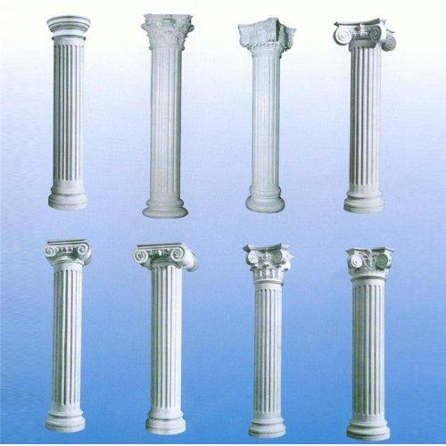 佛山grc罗马柱批发 校园罗马柱定制 易商量