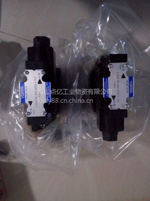 日本油研YUKEN换向阀S-BSG-06-2B2-A100-L-53-1309