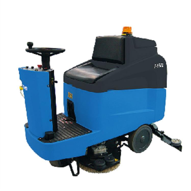 永川驾驶式洗地机出租 洗地机