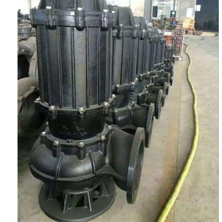 WQ污泥回流泵 弗润德泵业 WQ污泥回流泵定制 污泥回流泵配件