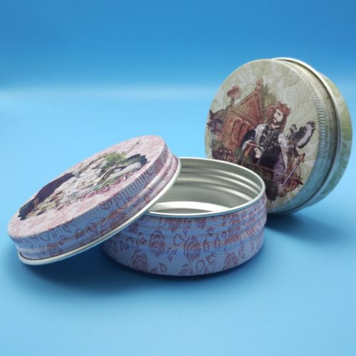 多型号铝盒订制 螺纹铝盒 新锦龙 铝盒生产商