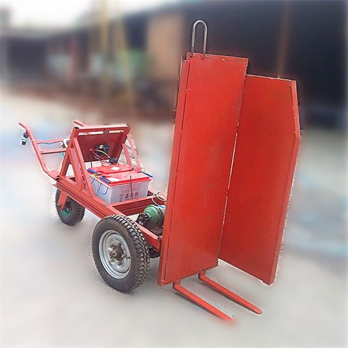 砖厂电动出窑车可骑 窑厂电动出窑车可骑