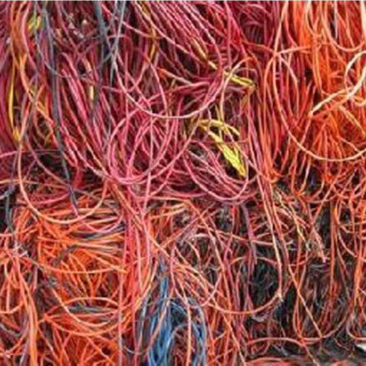 山东回收电线电缆 腾跃 高价回收电线电缆电话 回收电线电缆