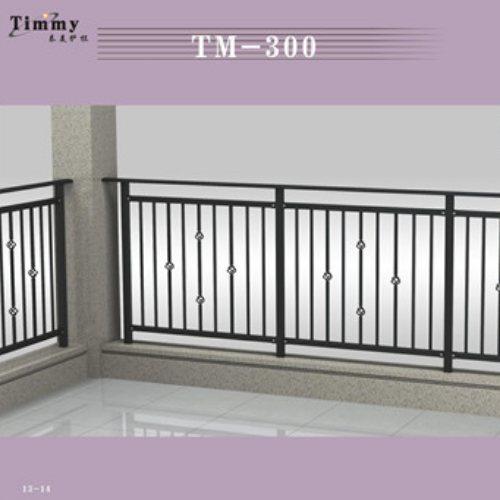 阳台锌钢护栏加工厂 泰美钢结构 小区锌钢护栏订购