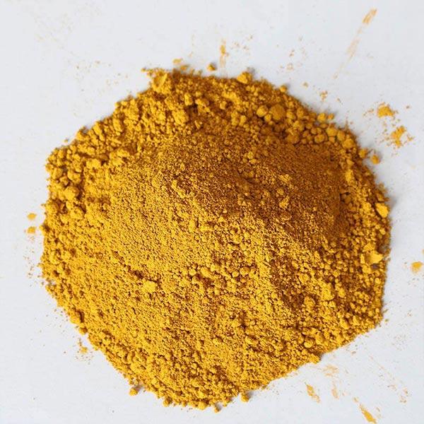 工业级氧化铁黄报价 鲁储化工 河北氧化铁黄批发