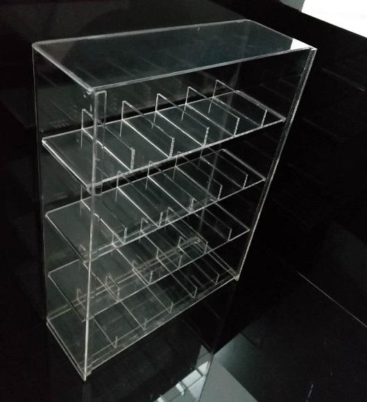 福建亚克力展示架生产厂家 有机玻璃展示架 按需定制