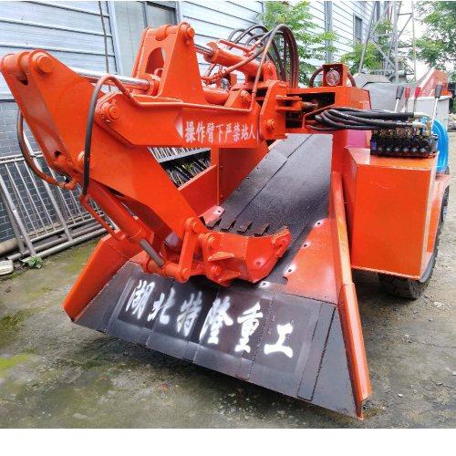 轮式扒渣机电话多少 特隆 矿山扒渣机怎么操作 链条扒渣机供应