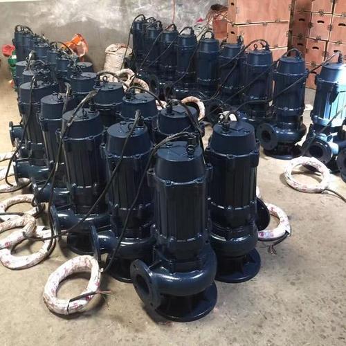 潜污泵 河北汇强泵业有限公司 污水污物潜污泵 WQ潜污泵泵壳