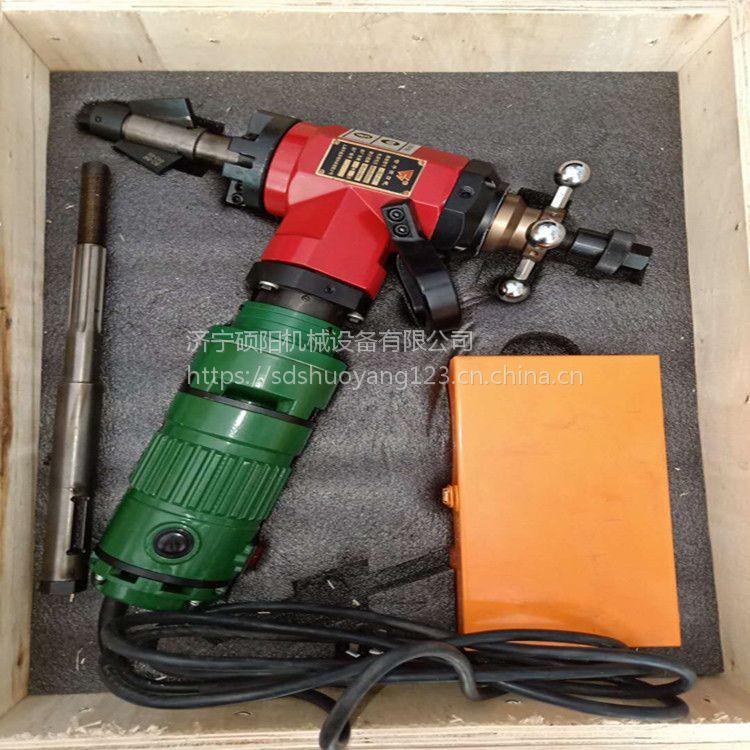 硕阳机械ISY-28T便携式电动管子坡口机