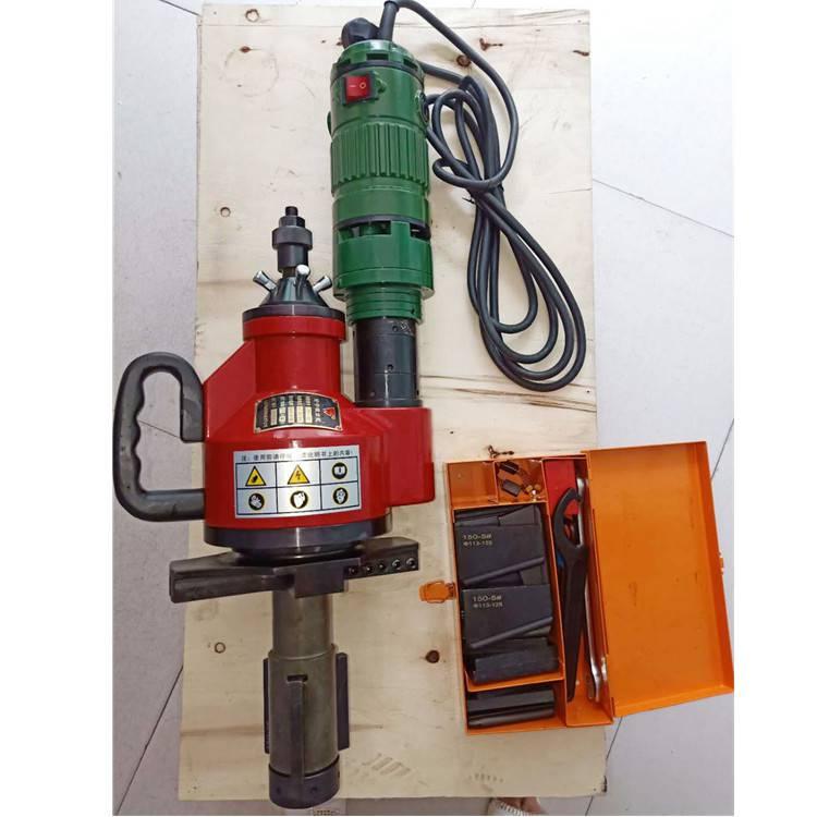硕阳制造ISY-630便携式电动管道坡口机
