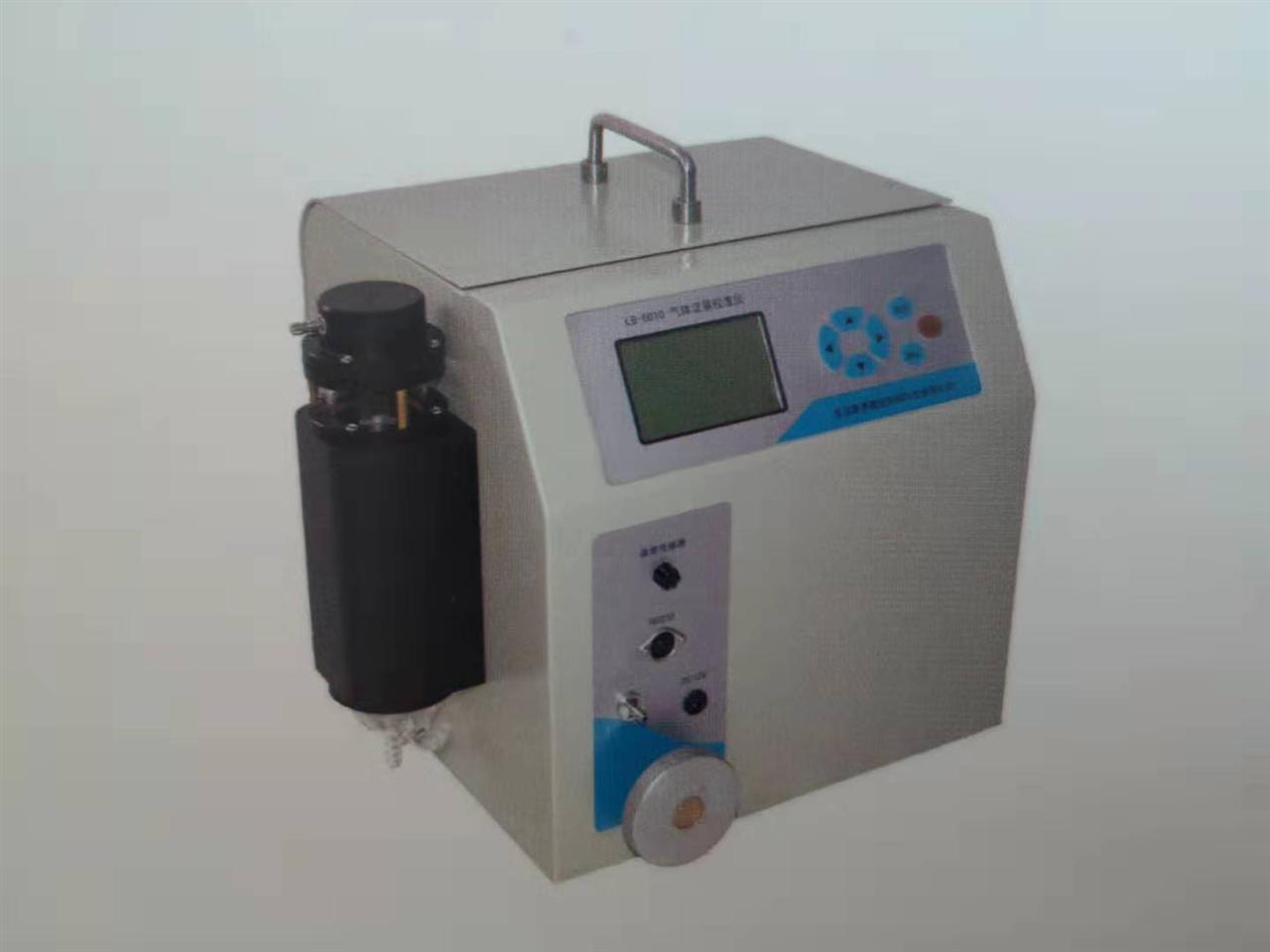 烟尘烟气测试仪-综合大气采样器流量校准LB-6015型便携式综合校准仪