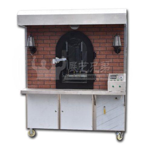 移动式烤鸭炉定制 展艺兄弟 北京烤鸭炉定制 北京烤鸭炉批发