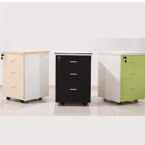 深圳市卓而雅家具科技有限公司 简约现代桌子下面的柜子生产商