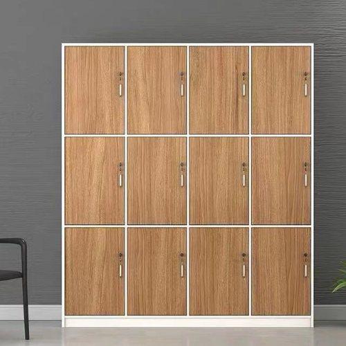 钢木结构移动矮柜生产商