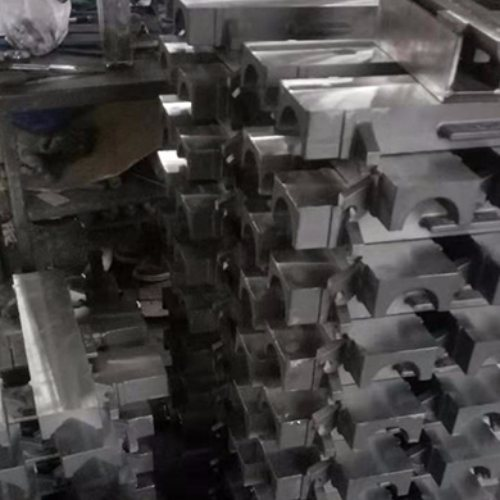 合肥明军 微型汽车配件加工直销 普通汽车配件加工中心