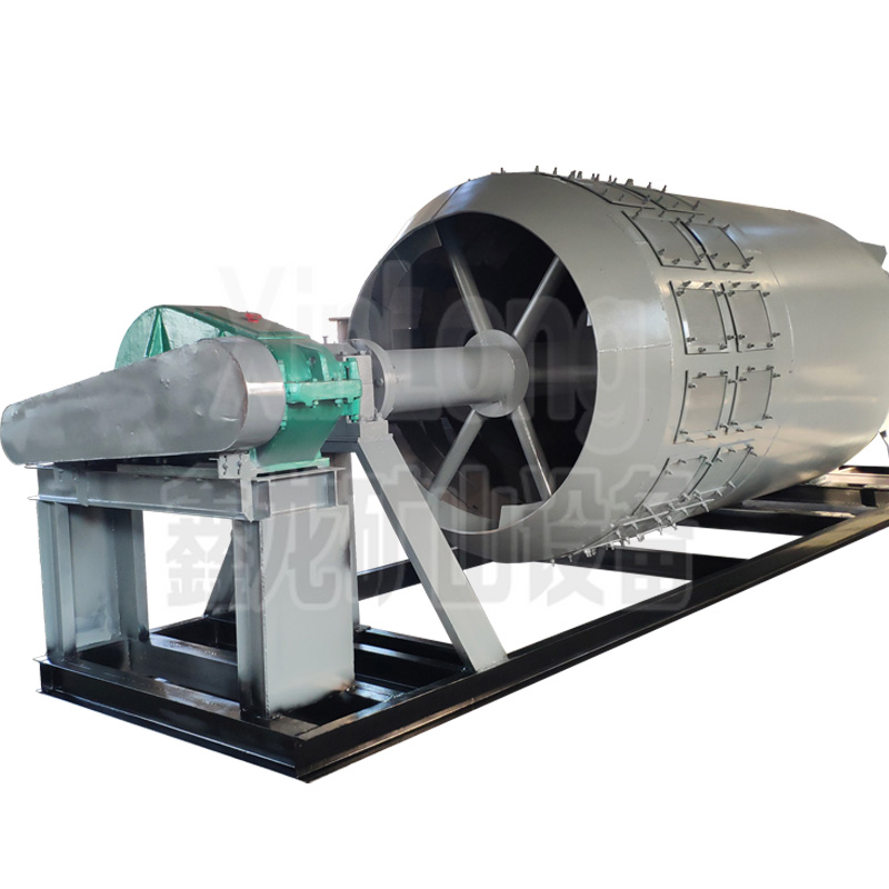 滚筒洗矿机得报价 单螺旋滚筒洗矿机生产线 鑫龙
