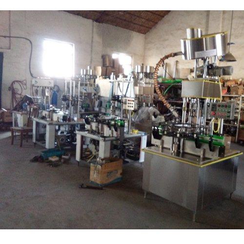 钰博机械 全自动塑料盖封口机厂家 塑料盖封口机厂家