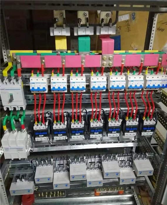智能GGD配电柜现货供应 高低压GGD配电柜 千亚电气