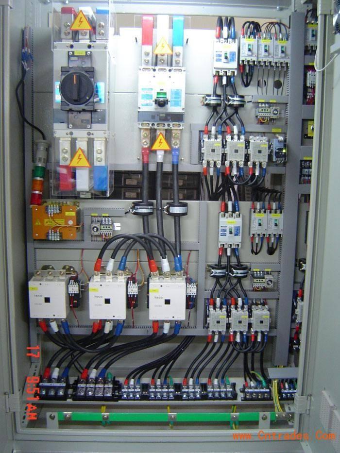 千亞電氣 動力GGD配電柜定制 智能GGD配電柜直銷