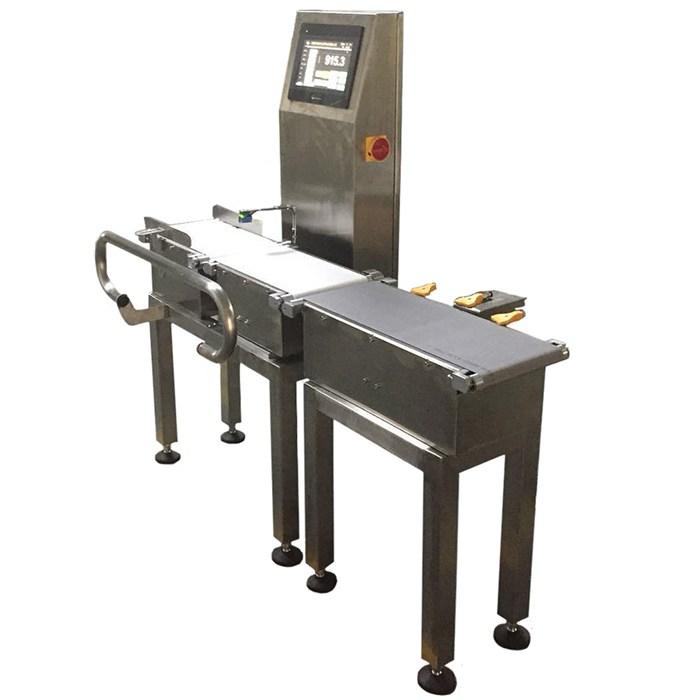 罐头重量分选称 烘焙重量分选称 永谐检测设备
