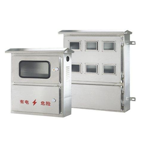 家用电表箱安装 千亚电气 插卡式电表箱品牌