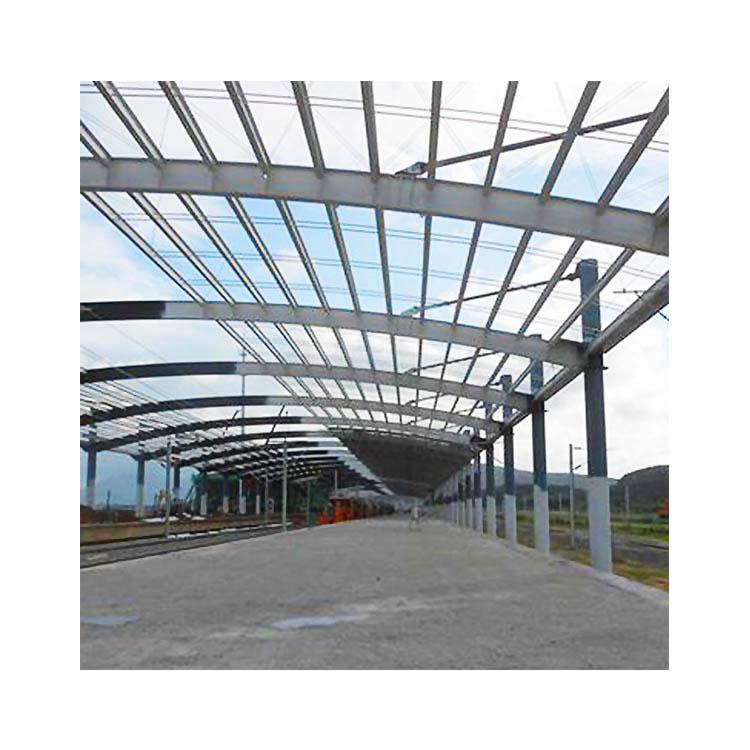 户外钢结构楼梯-钢结构人行天桥-钢结构阁楼-钢结构隔层