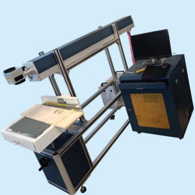 20W打标机生产 光纤打标机采购 CO2飞行打标机批发 信诚