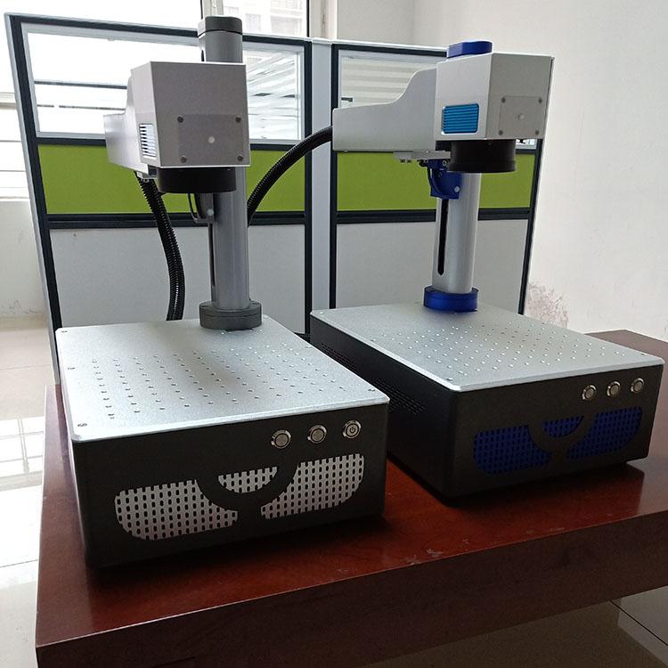 信诚 国内激光打标机定做 手持式光纤激光打标机采购