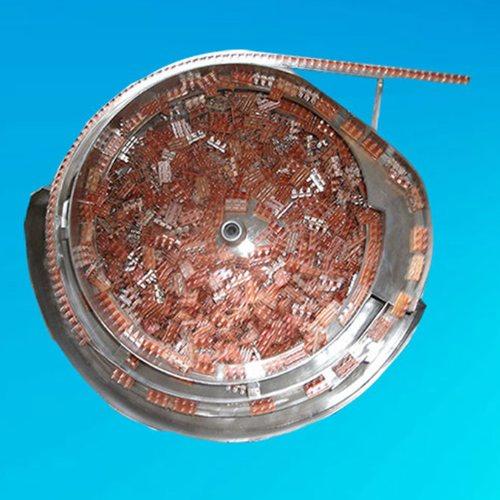 精密五金弹簧振动盘厂商 不锈钢五金弹簧振动盘定做 瑞鑫五金