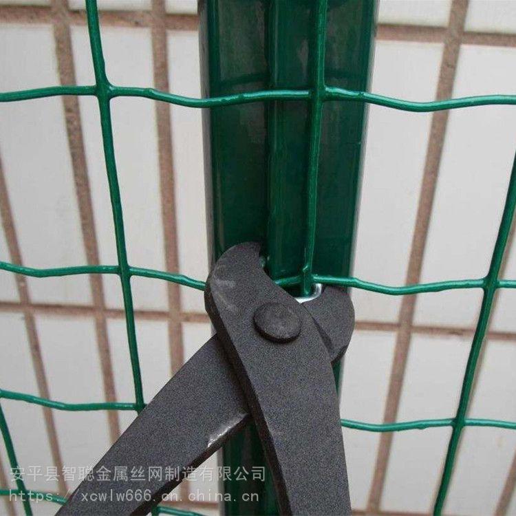 绿色隔离网铁丝防护网厂家