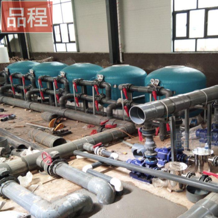 游泳池水处理设备公司河南品程水处理设备厂家