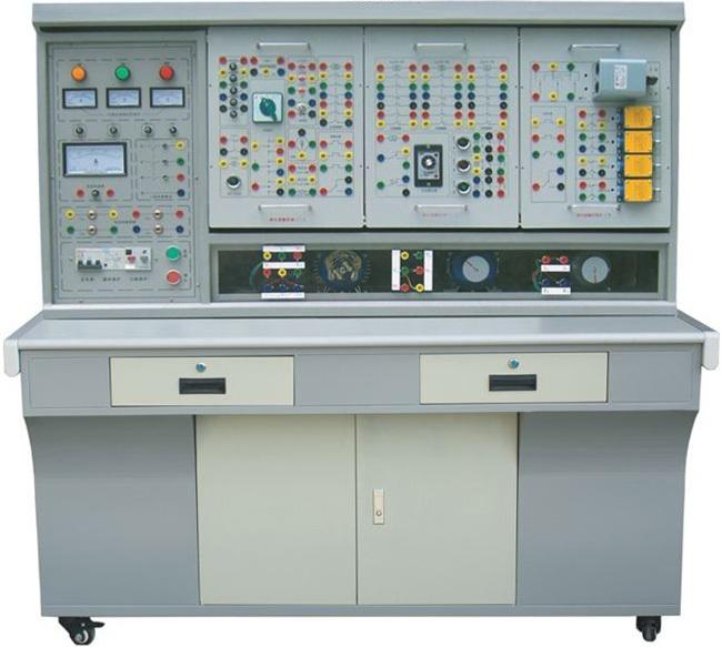 沈阳初级电工电子实训设备专业 电工实训台 模块