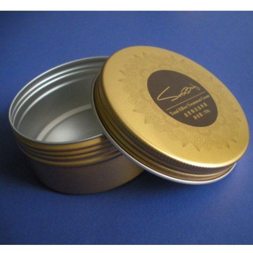 密封铝盒 新锦龙 密封铝盒定制 膏霜铝盒直售