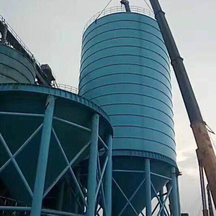 国华 大型粉煤灰钢板仓多少钱 大型粉煤灰钢板仓