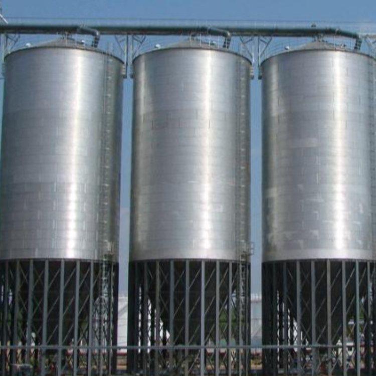 国华 粉煤灰钢板库实力商家 大型粉煤灰钢板库多少钱
