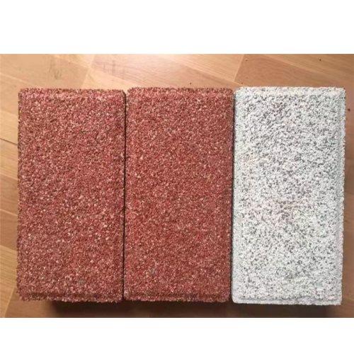 彩色PC砖商家 透水PC砖多少钱 仿石材PC砖多少钱 蜀通