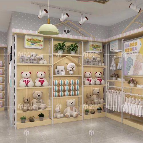新款母婴货架 订制款母婴货架 母婴店货架