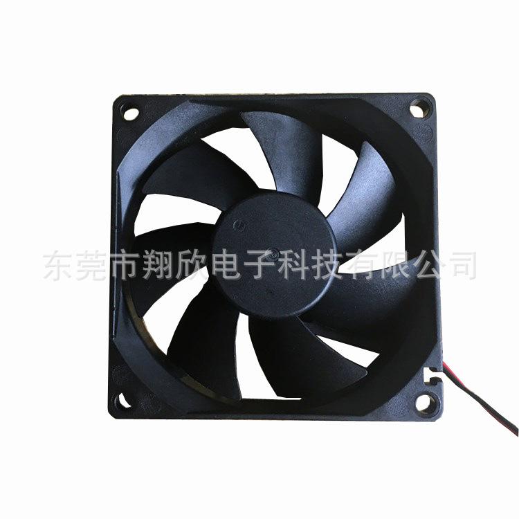 厂家直销 EC8025 交流直流 通用风扇电焊机电柜机柜 24V/220V散热风机
