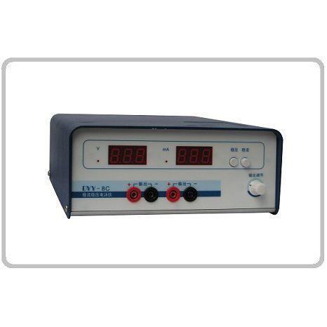 稳流稳压电泳仪DYY-8C型可双槽同时工作数字显示A、V数值JSS/金时速