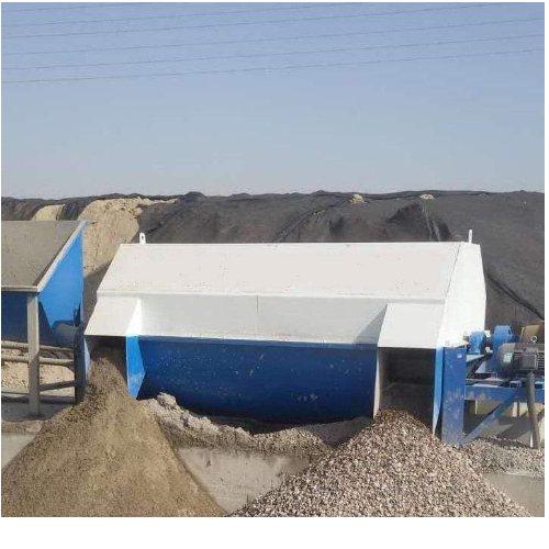 砂石分离机哪家强 百斯特环保 环保砂石分离机批发
