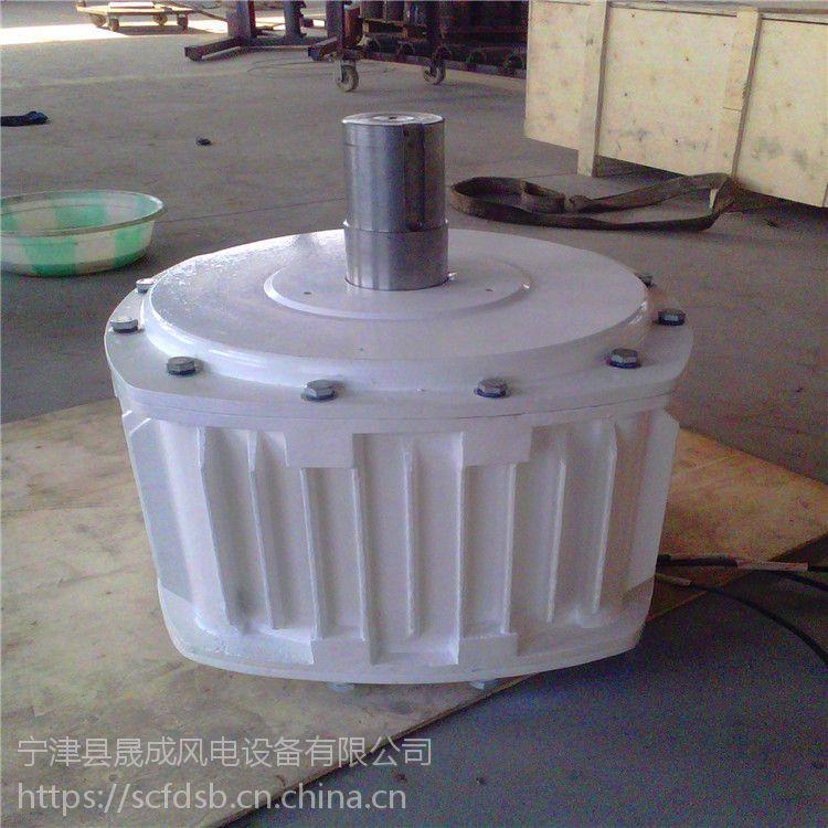 内蒙古厂家晟成直销500W垂直轴风力发电机低风速微风启动启动风速05m/s